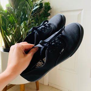 Vans lo pro black shoes